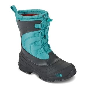 North Face Alpenglow IV boots